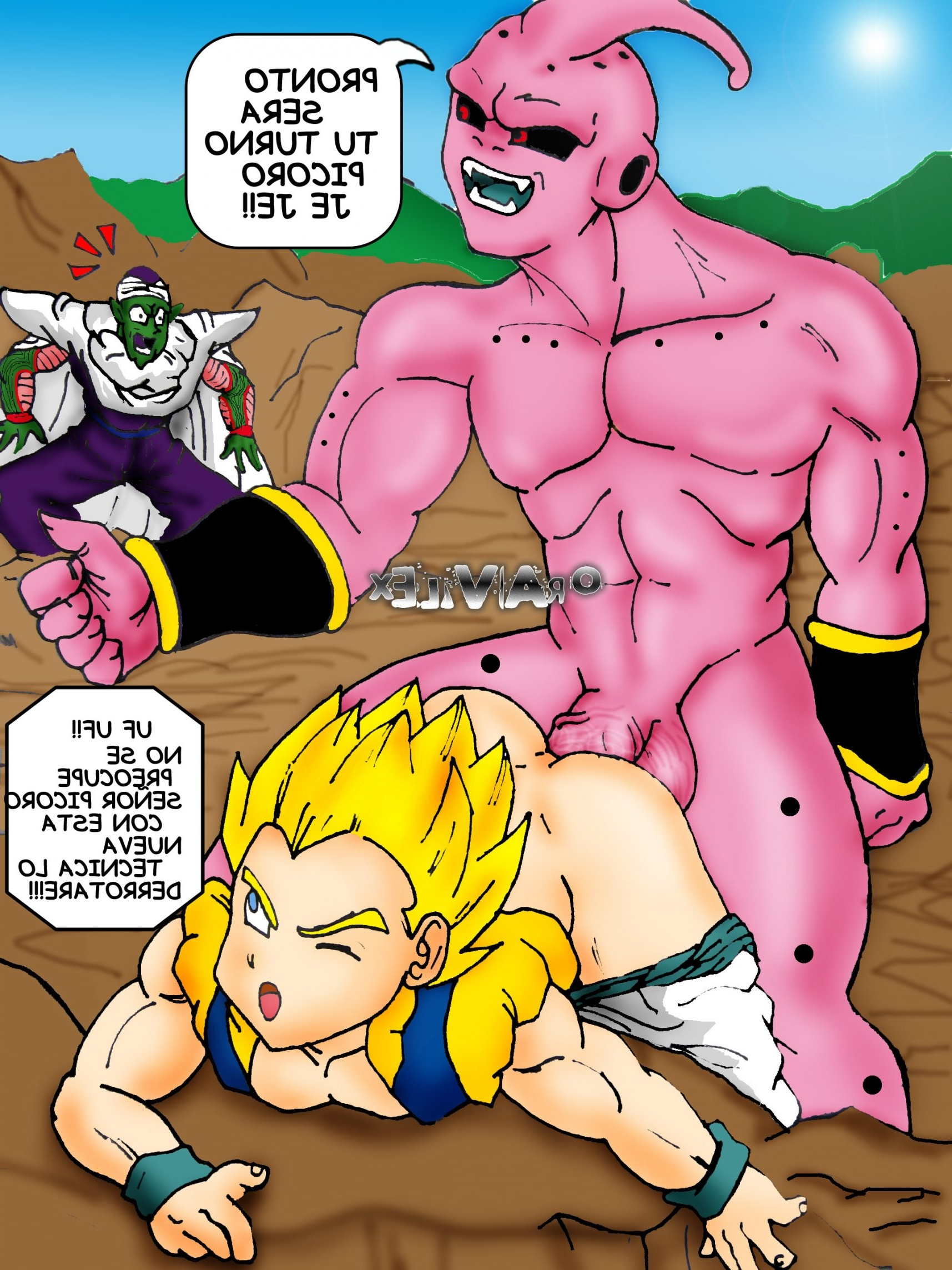 dragon ball buu hentai